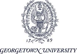 logo for georgetown university