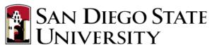 logo for San Diego State University