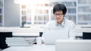 Research scientist, Educational Testing Service